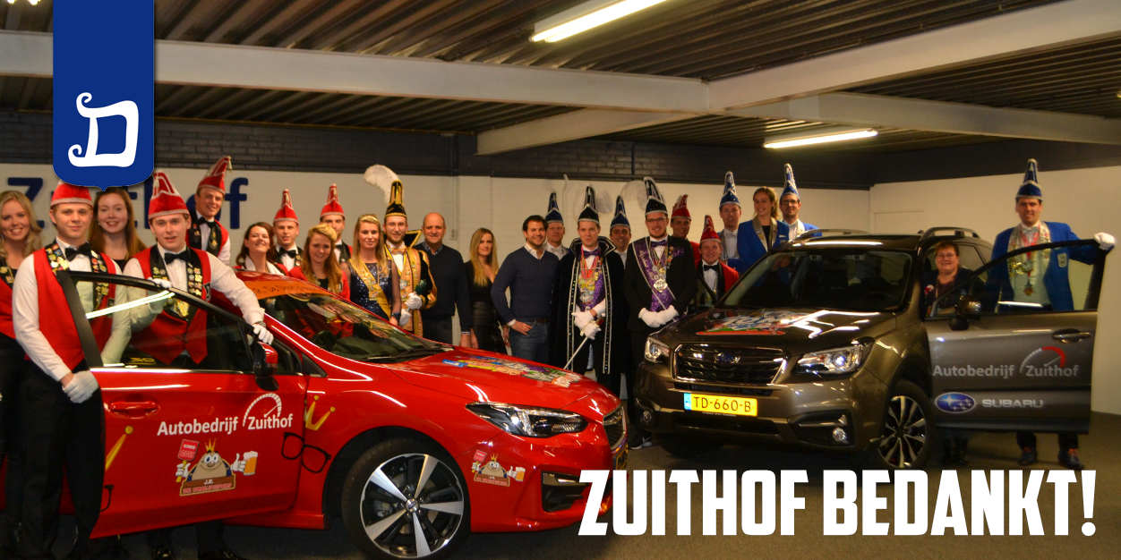 Hofauto's Autobedrijf Zuithof